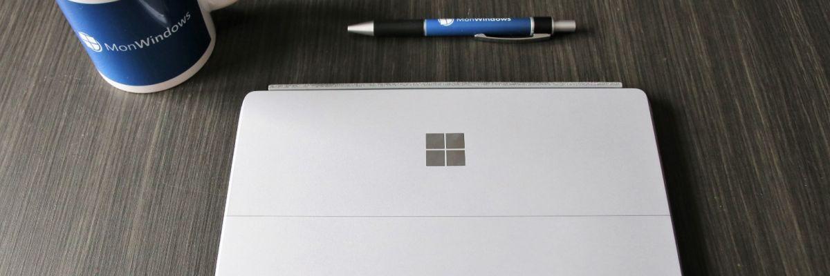 Surface Go 3 : ses spécifications en fuite à deux semaines de la conférence