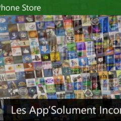 Les App'solument Incontournables #108