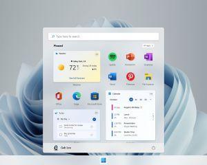 Windows 11 :  « Et si les widgets étaient intégrés au Menu Démarrer ? »