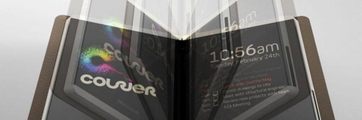Encore un nouveau brevet pour le smartphone/la tablette pliable de Microsoft