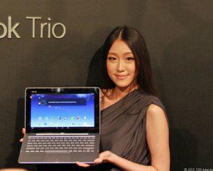 Asus Transformer Book Trio, un hybride sous Windows 8 et Android