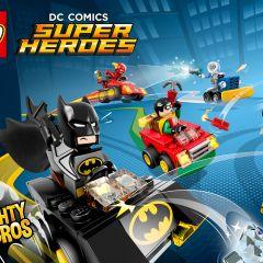 Le jeu LEGO DC Super Heroes Mighty Micros débarque sur le Windows Store
