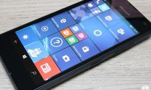 Mise à jour de Windows 10 Mobile : la build 15254.597 est dispo !