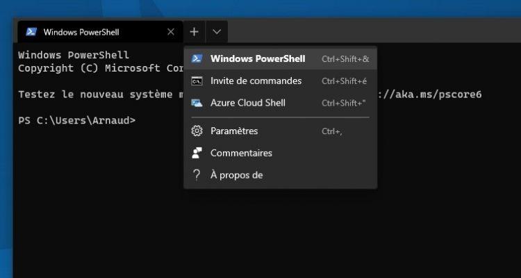 Windows Terminal : vous pouvez télécharger la première version stable