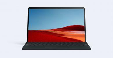 """Microsoft présente la """"nouvelle"""" Surface Pro X sous Windows 10 ARM"""