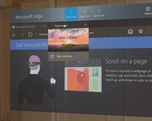 HoloLens : Windows Holographic profite de sa première (grosse) mise à jour