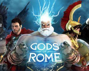 Gods of Rome : des combats mythiques entre dieux de légende !