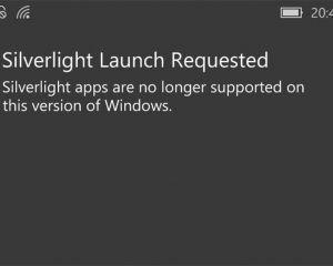 Une grande partie des apps Windows Phone plus supportées sur Windows 10 Mobile ?