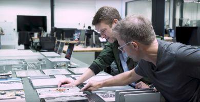 Petit tour dans le labo Surface de Microsoft dans une magnifique vidéo