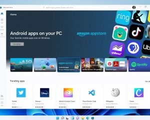 Windows 11 : oui, installer des applications Android sera possible... MAIS !