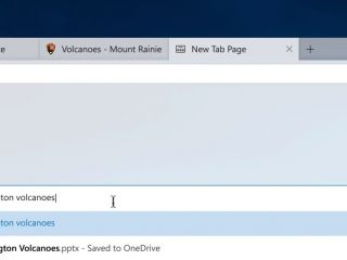Découvrez Windows 10 Sets : naviguer par onglets entre applications et pages Web