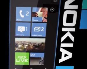 Apparition du Lumia 900 et du Nokia Champagne dans une application