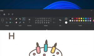 Paint aura droit à une énorme mise à jour sur Windows 11