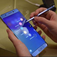 Samsung sabote les derniers Galaxy Note 7 en circulation pour les récupérer tous