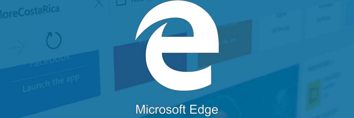 Une version stable de Microsoft Edge (Chromium) fuite sur la toile