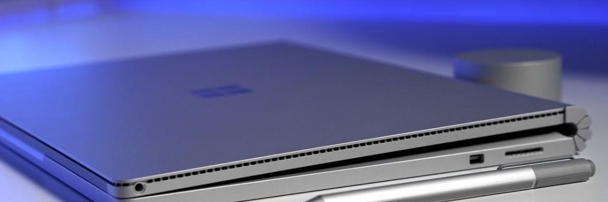 Cyber Monday : Surface Book 1 avec Core i7 à 50% sur Amazon