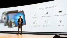 Qualcomm officialise les premiers PC « Always Connected » sous Windows 10 (ARM)