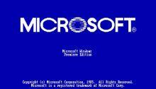 30 ans déjà… Bon anniversaire Windows !