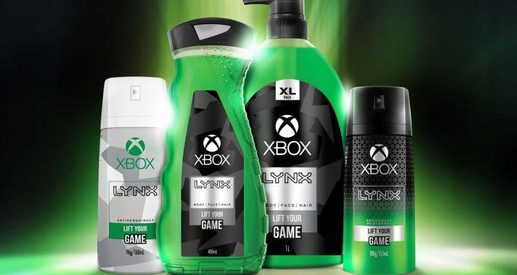 Vous voulez sentir la Xbox ? Microsoft présente son nouveau déodorant !