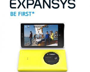 Le WP8 Nokia Lumia 1020 en précommande chez Expansys