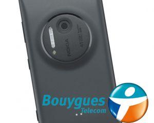 [MAJ] Le Nokia Lumia 1020 dispo en noir et en jaune chez Bouygues