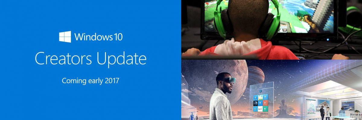 TOP 10 des nouveautés de Windows 10 Creators Update sur PC et tablettes