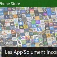 Les App'solument Incontournables #92