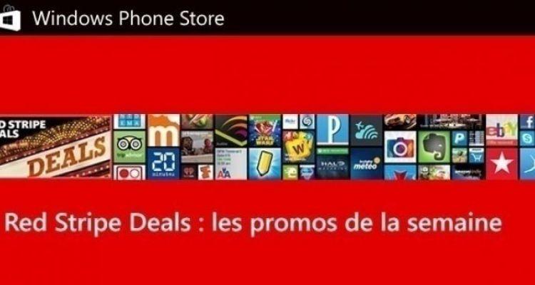 Les Red Stripe Deals #121