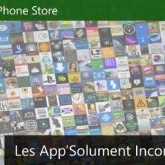 Les App'solument Incontournables #96