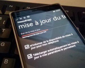 Windows 10 mobile Technical Preview : la build 10080 est disponible