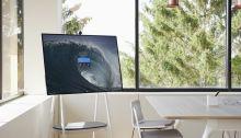 Cette nouvelle démo du Surface Hub 2 semble indiquer la sortie repoussée de WCOS