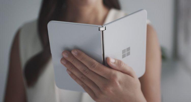 Le développement d'Android pour le Surface Duo est désormais géré par Microsoft
