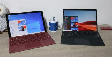 Test complet de la Surface Pro X : que vaut-elle face à la Surface Pro 7 ?