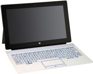 """Nouveau brevet pour une tablette """"Dual Screen"""" avec clavier à l'encre numérique"""