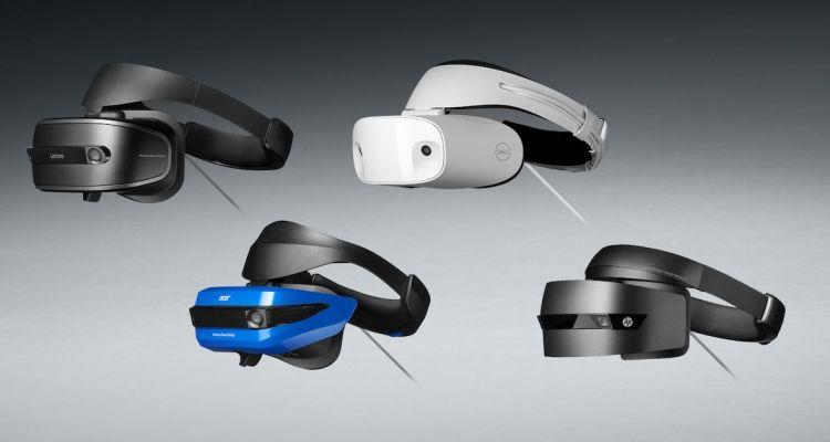SteamVR est désormais compatible avec les casques Windows Mixed Reality