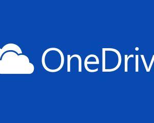 L'application OneDrive change de style sur Windows 10 (PC)