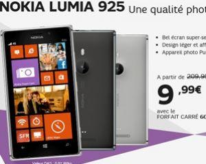 [MAJ] Le Nokia Lumia 925 disponible chez l'opérateur SFR