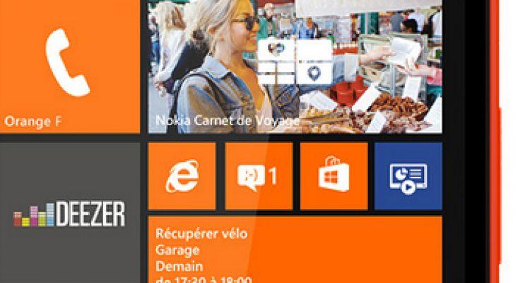 Windows Phone 8.1 GDR2 : la phablette Nokia Lumia 1320 en bénéficie également