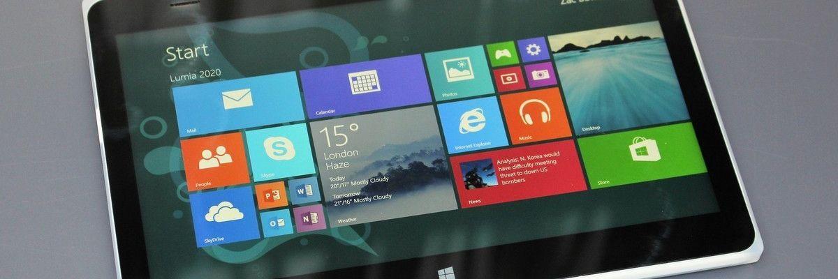 Lumia 2020 : présentation inédite de la tablette de Nokia... 3 ans trop tard !