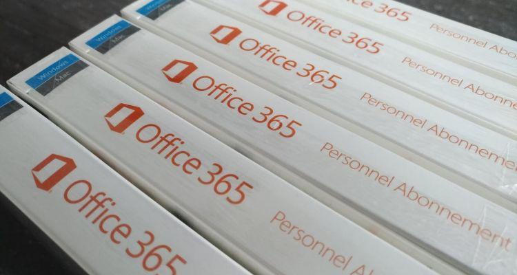 Jeu concours : tentez de gagner votre abonnement à Office 365 !
