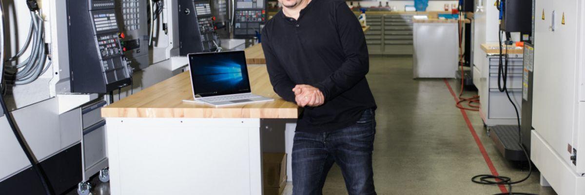 Les ventes de Surface Book sont énormes selon Microsoft