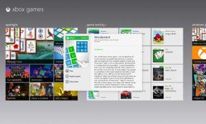 La liste des jeux pour le lancement de Windows 8 dévoilée