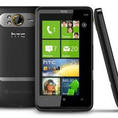 [MAJ] Pas de mise à jour Windows Phone 7.8 pour les HTC HD7 et Titan ?