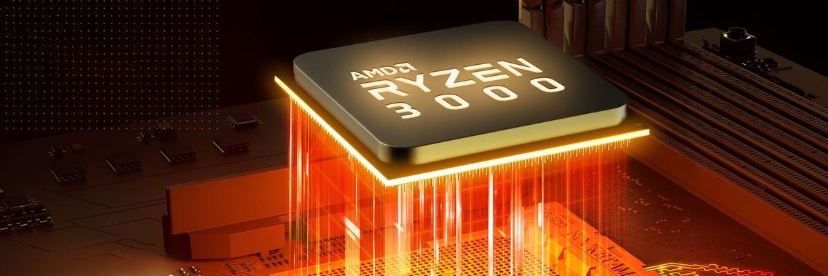 AMD de retour dans la course aux processeurs face à Intel avec ses Ryzen 3000 ?