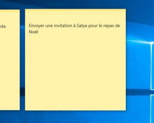 Utilisez-vous Sticky Notes sur Windows 10 ou Android ?
