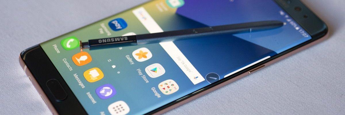 Samsung Galaxy Note 7 : Samsung révèle enfin les vrais raisons des explosions