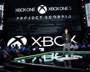 """Une présentation de la Xbox """"Scorpio"""" cette semaine ?"""