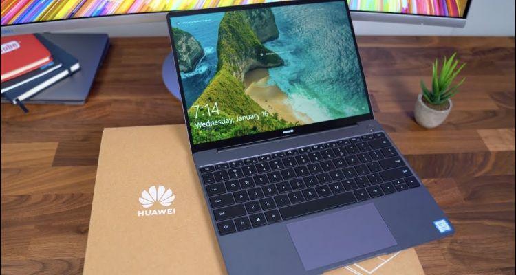 Microsoft ne vend plus les Huawei Matebook sur sa boutique officielle !