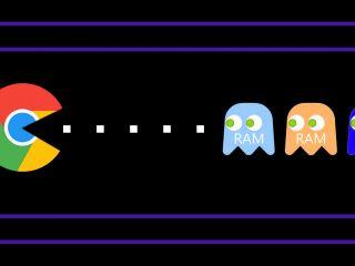 Google Chrome mangera 27% de RAM en moins… grâce à Microsoft