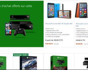 [Bon plan] Jusqu'à 100€ en bons d'achat sur le Microsoft Store